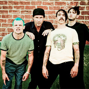 Red Hot Chili Peppers аккорды
